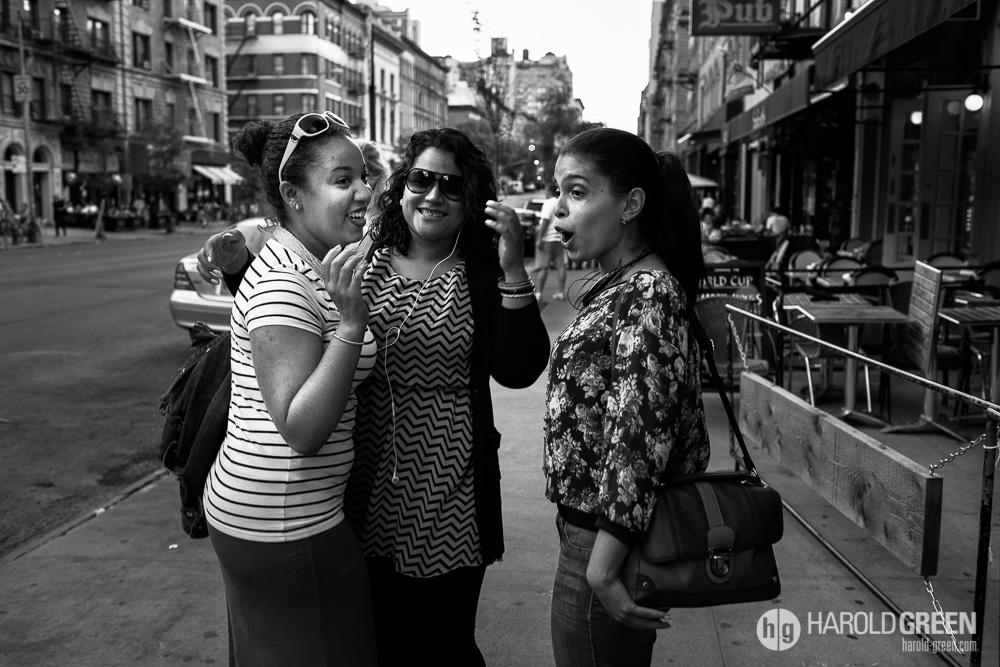 """Reunion"" New York City © 2014 Harold Green."