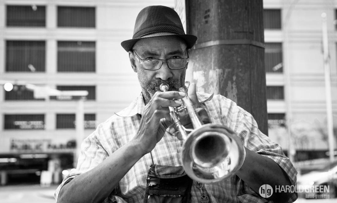"""Melvin"" Houston, Texas © 2014 Harold Green."