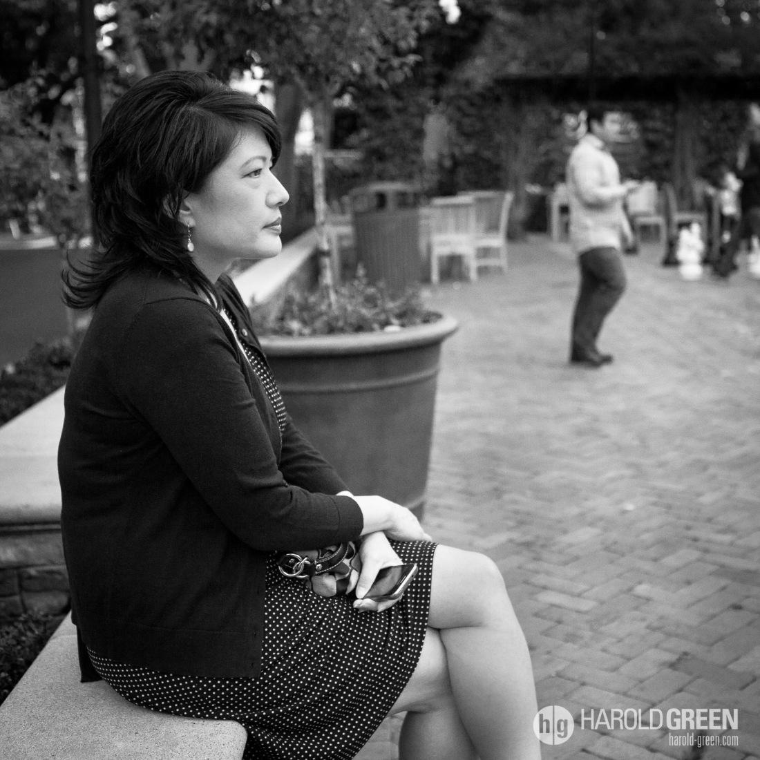 """A Moment Of Downtime"" San Jose, California © 2014 Harold Green."