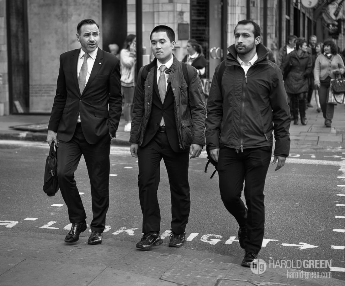 """Regent Street"" London © 2015 Harold Green."