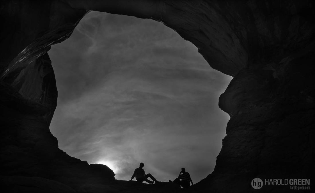 """""""Moab"""" Moab, UT © 2015 Harold Green."""