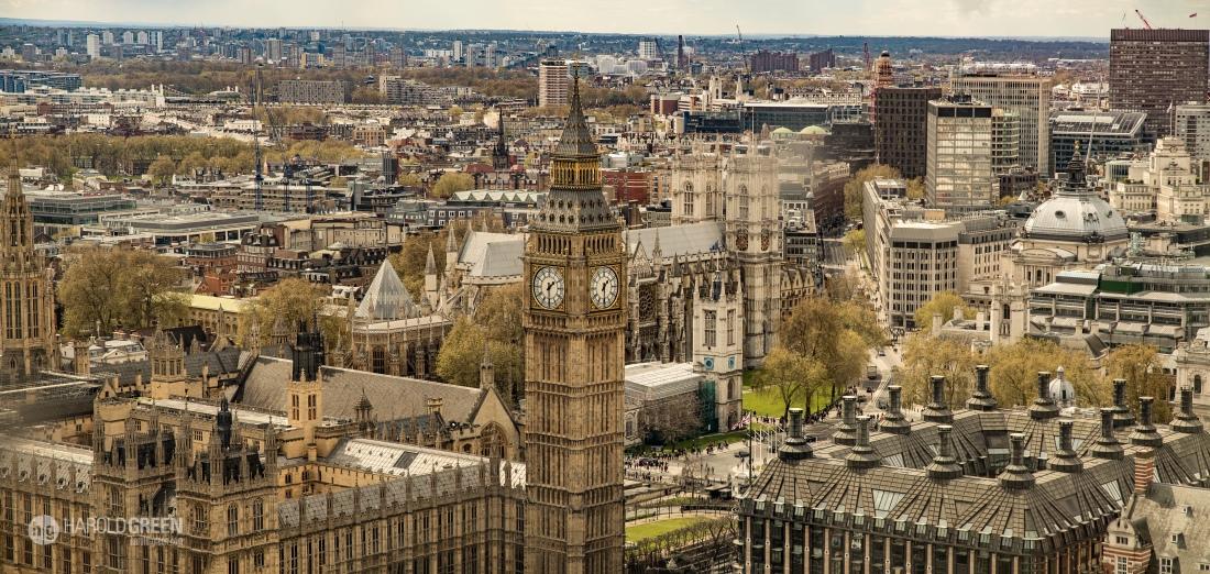 """A City of Details"" London, UK © 2016 Harold Green."