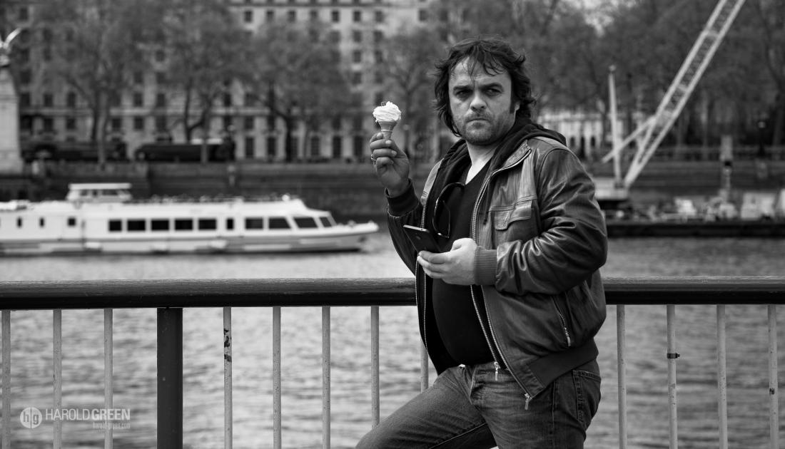 "'MY Ice Cream"" London, UK © 2016 Harold Green."